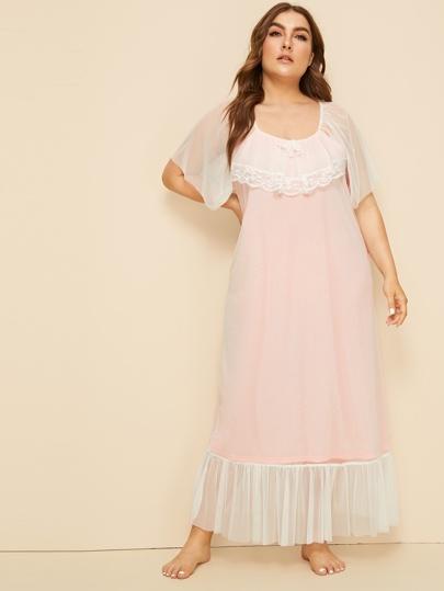 3bb7df0ec ملابس منزل مقاسات كبيرة   نساء ملابس منزل مقاسات كبيرة على الإنترنت ...