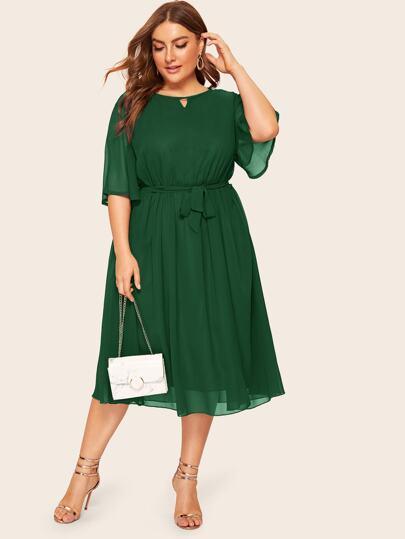 5e6c4ef058c1 Plus Size & Curve Dresses | Shop Womens Plus Size Dresses Online | SHEIN UK