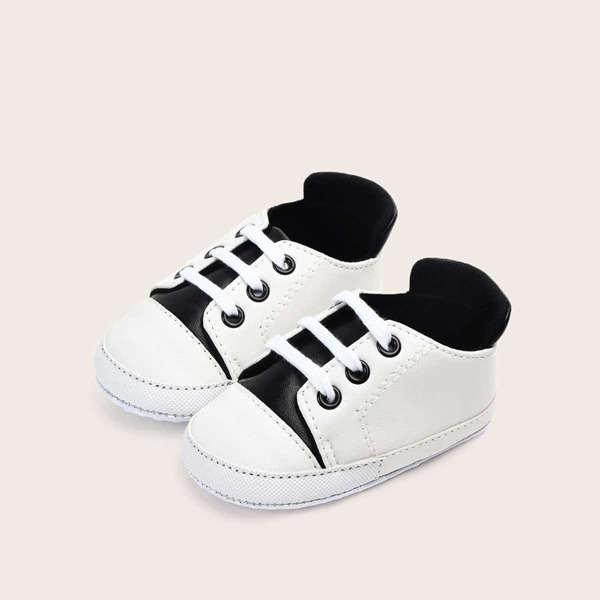 Baby Boys Two Tone Sneakers